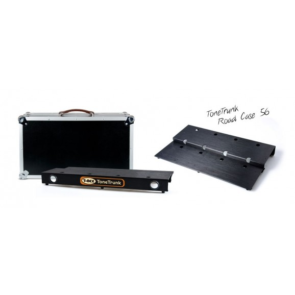 T-Rex Tone Trunk 56 Pedal Board with Road Case