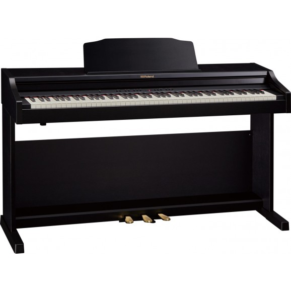 RP501RCB Digital Piano in Classic Black Finish