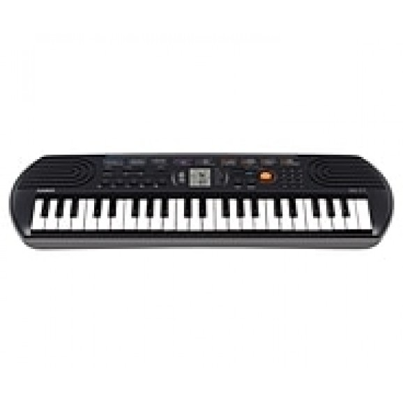 Casio SA77 Mini Key Keyboard Fun for kids!
