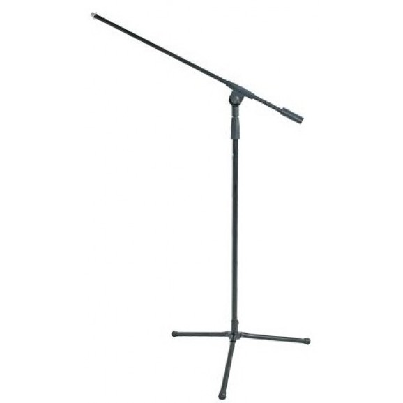 Boom Mic Stand (Microphone Stand) Black