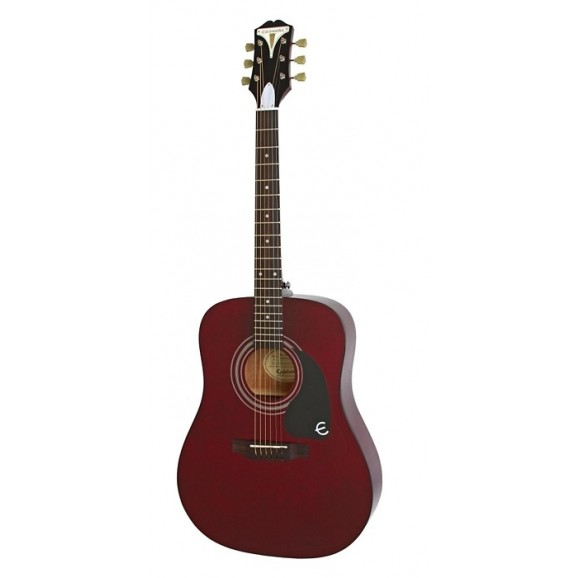 PRO-1 PLUS Acoustic Guitar - Wine Red
