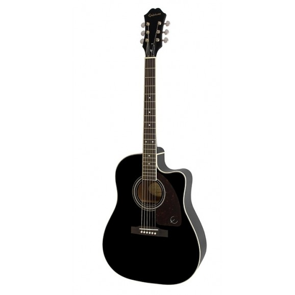 AJ-220SCE Acoustic Electric Guitar Ebony