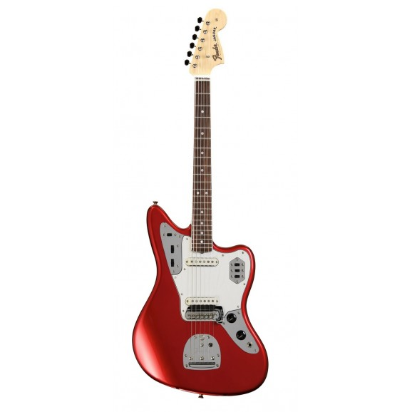 Fender American Vintage 65 Jaguar S-S Candy Apple Red RW