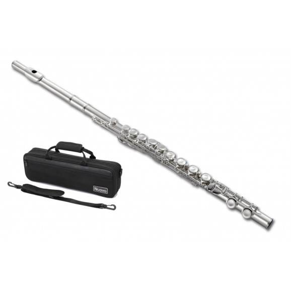 NFL-3S Flute in Case