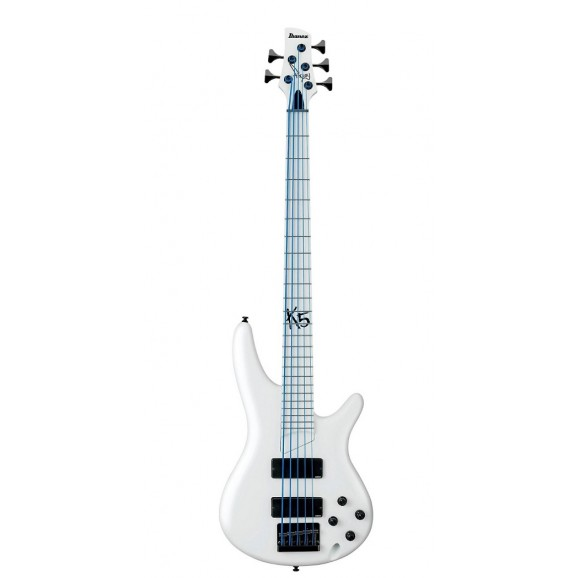 K5 Korn Signature Bass - Fieldy 20th Anniversary White - 1 ONLY