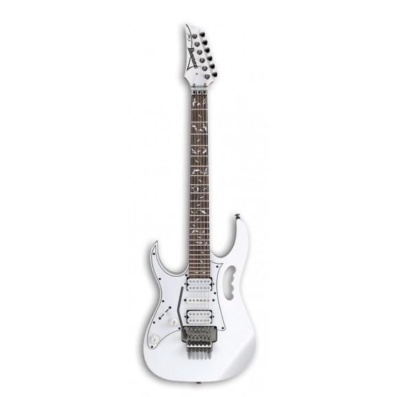 JEMJRLWH Steve Vai Signature Jem Jr Left Handed Electric Guitar - White