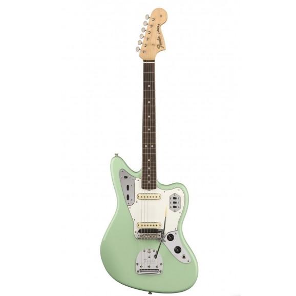 American Original 60s Jaguar, Rosewood Fingerboard - Surf Green