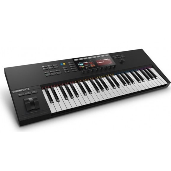 Native Instruments Komplete Kontrol MK2 S49 USB Midi Control Keyboard with 49 Keys