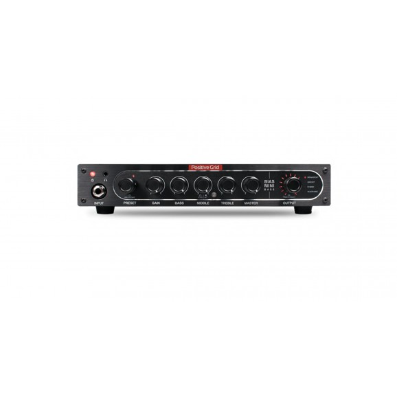 BIAS Mini 300w Modeling Bass Amp Head