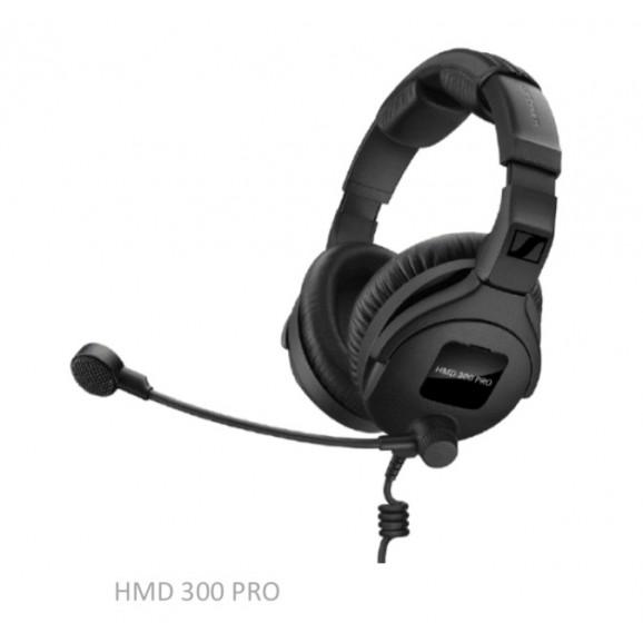 Sennheiser HMD300 PRO Broadcast Headset and Mic