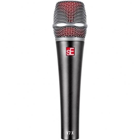 SE Microphones SE Electronics V7X Dynamic Instrument Microphone