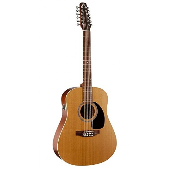 Seagull Coastline S12 Acoustic / Electric Guitar 12 String