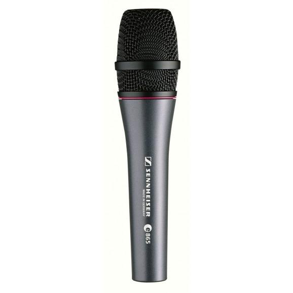 Sennheiser E865 Super Cardioid Condensor Vocal Microphone