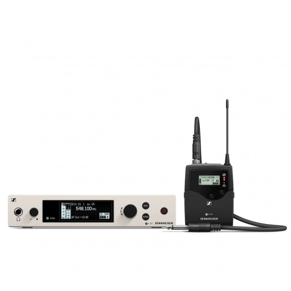 Sennheiser EW 500 G4 CI1-GBW Instrument Wireless System (606 - 678 MHz)