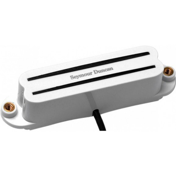Seymour Duncan SHR-1B Hot Rails for Strat Bridge - White