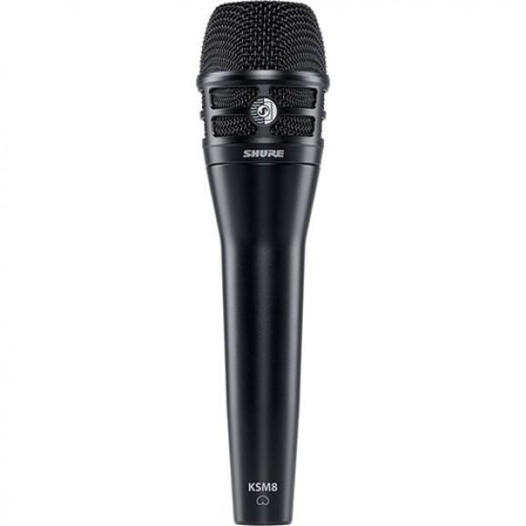 Shure KSM8 Condenser Microphone in Black
