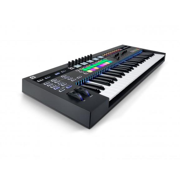 Novation - 49 Key SL MkIII - SL49 MK3 Midi Keyboard