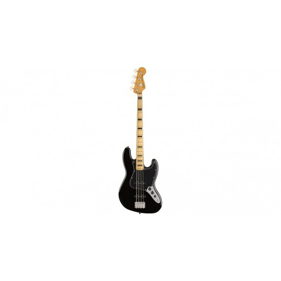 Squier Classic Vibe '70s Jazz Bass in Black MN