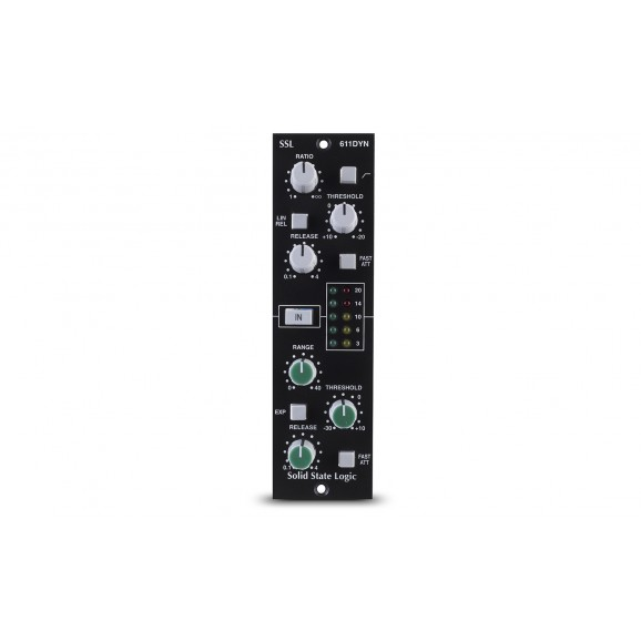 SSL Solid State Logic E-Series Dynamics Module (611DYN)