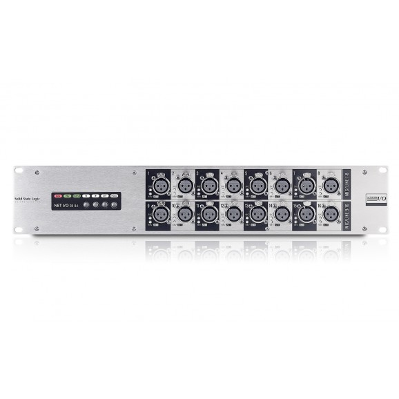 SSL Solid State Logic Stagebox SB i16 Microphone Preamplifier