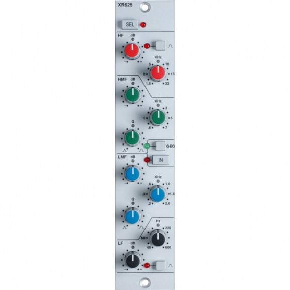 XRack EQ Module