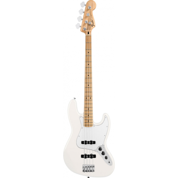 Standard Jazz Bass® - Maple Fretboard Arctic White