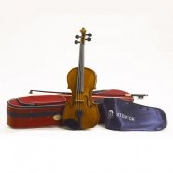 Stentor 1/2 Size Violin Outfit Satin