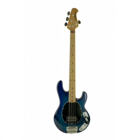 Limited Edition Stingray Classic - Neptune Blue with Roasted Maple Neck