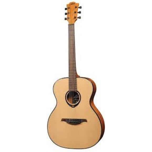 LAG T66A Auditorium Acoustic Guitar