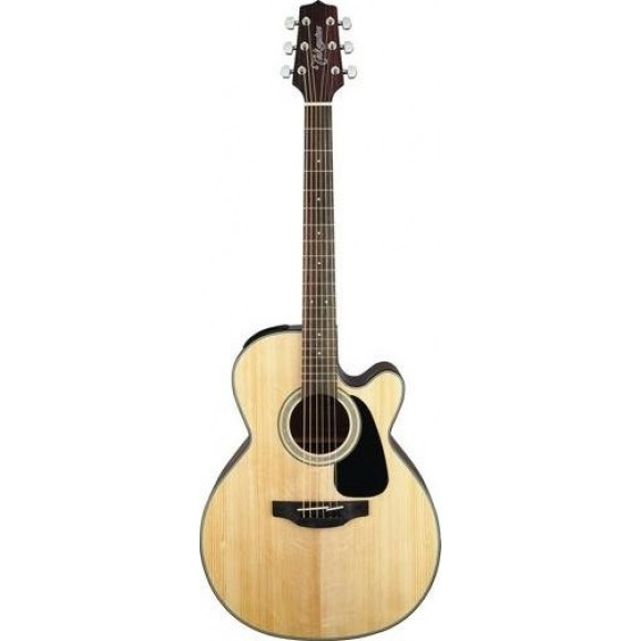 GN-30CE Acoustic / Electric Guitar with Nex Body in Natural