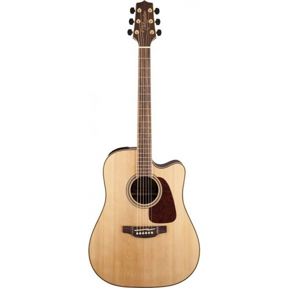 Takamine TGD93CENAT Dreadnought Acoustic-Electric Guitar in Natural Finish