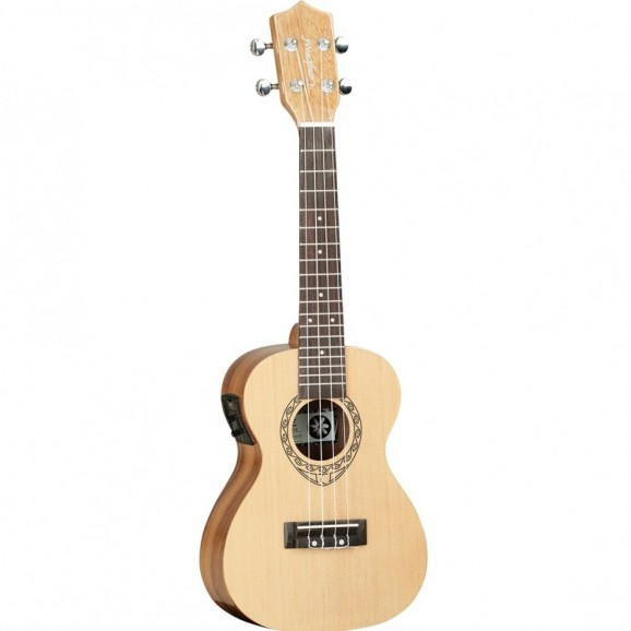 Tanglewood TWT9E Tiare concert Ukulele with Pickup
