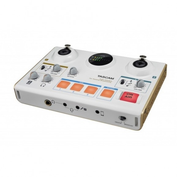 Tascam US-42 MiniStudio Creator Audio Interface