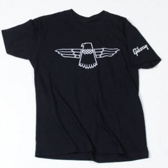 Gibson - Gibson Thunderbird T-Shirt Extra Large Black