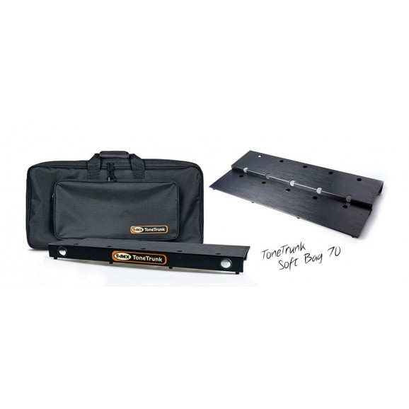 T-Rex Tone Trunk 70 Pedal Board with Soft Bag