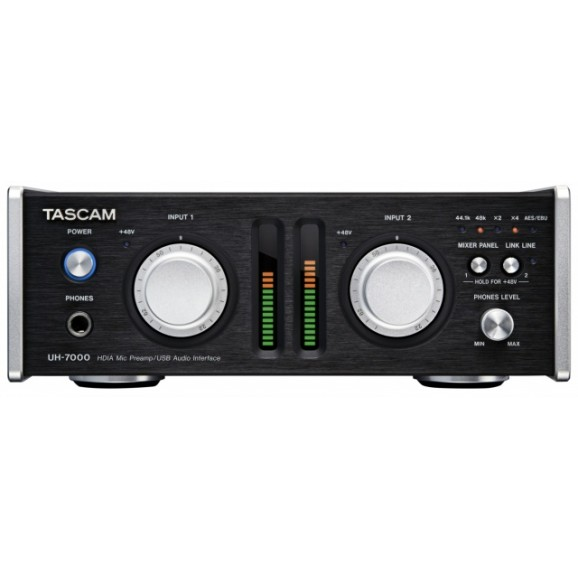 Tascam UH-7000 4 Channel USB Audio Interface