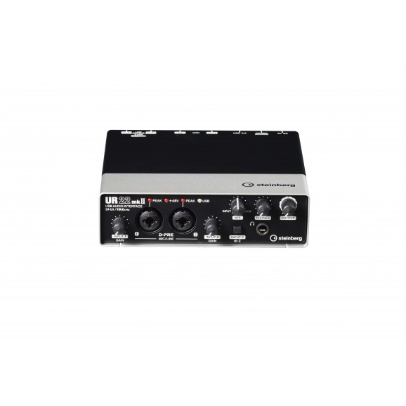 UR22 mkII Audio/MIDI Interface