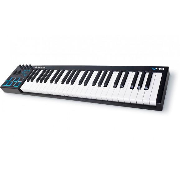 Alesis V49 USB MIDI Controller Keyboard 49 Keys