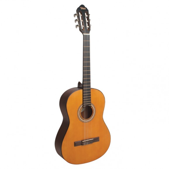 VC204H Classical Guitar, Slim Neck - Hybrid Natural
