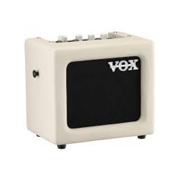 Mini3 Guitar Amp Ivory