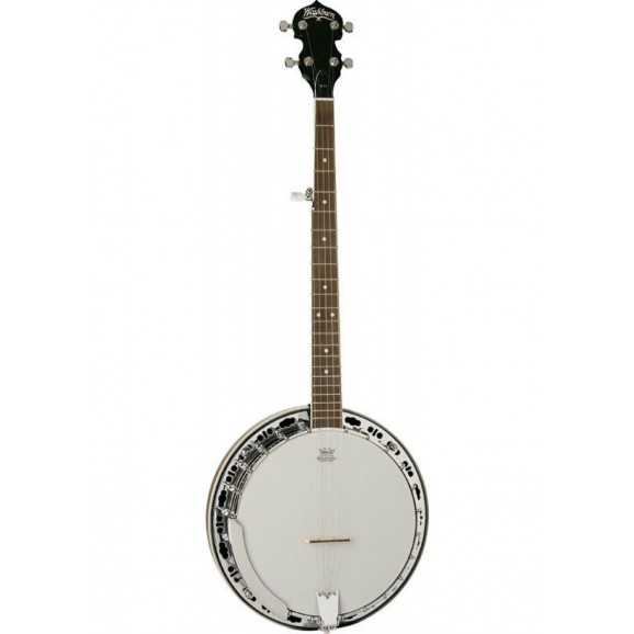 Washburn B11 Banjo in Natural Gloss
