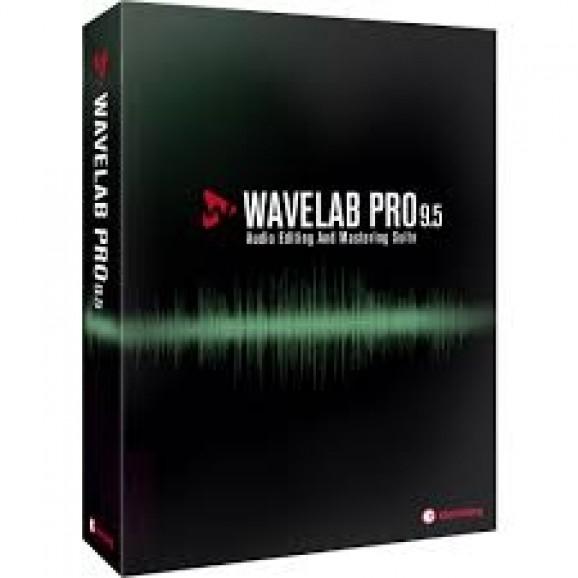 Steinberg Wavelab Pro 9.5 Mastering Production Software