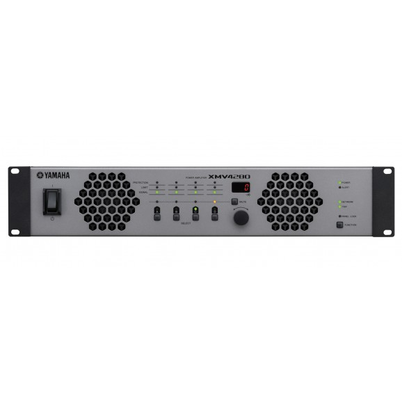 XMV4280 4 x 280 Watt Power Amplifier