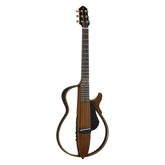 Silent Guitar Steel String in Natural