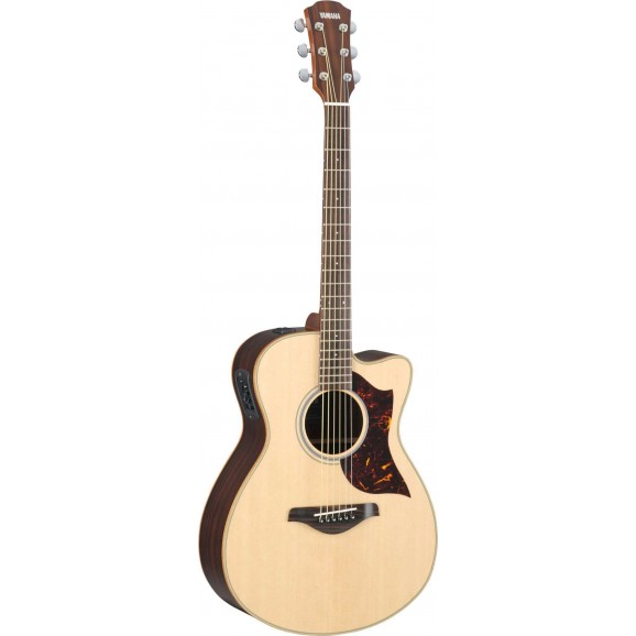 Yamaha AC1R Acoustic Guitar with Pickup