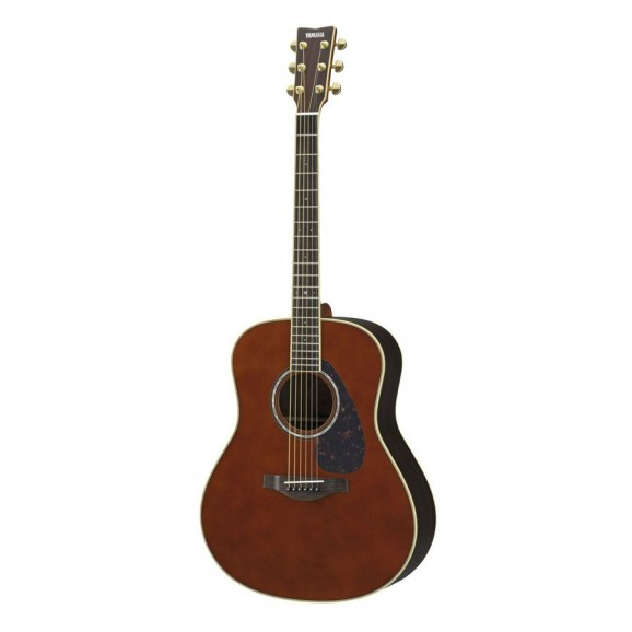 LS16 ARE Small Body Acoustic Electric Guitar - Dark Tinted