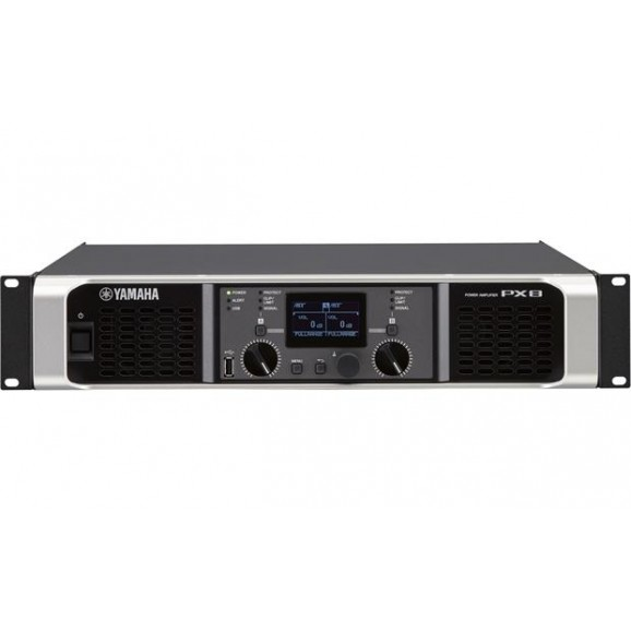 Yamaha PX8 2x800w Power Amplifier with Digital Processing