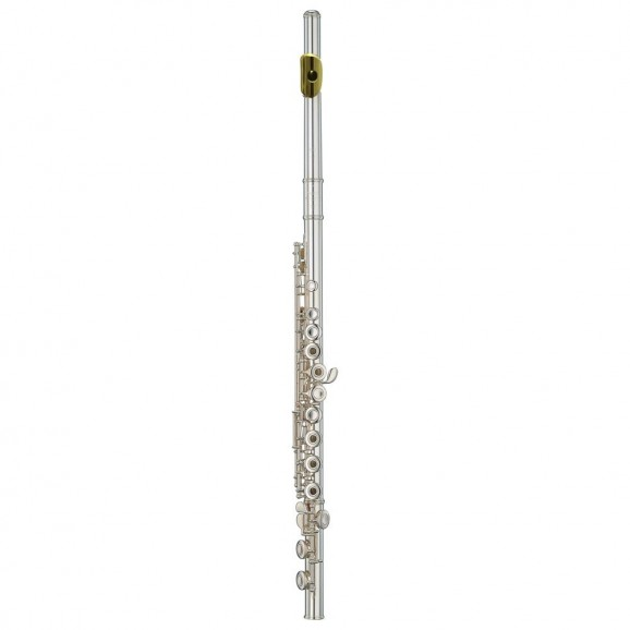 YFL-472GL Intermediate Flute with Gold-plated Lip Plate
