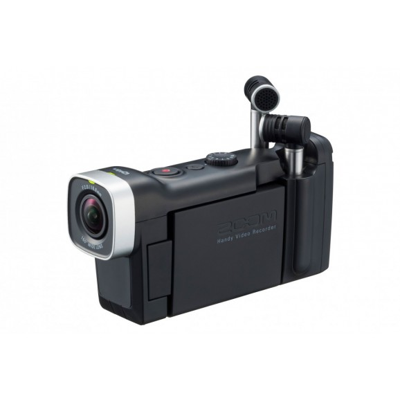 Zoom Q4N Handy Video and Audio Recorder